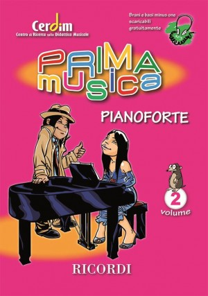 Florindo Terrani: Primamusica: Pianoforte Vol.2
