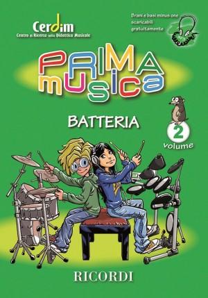 Giovanni Damiani: Primamusica: Batteria Vol.2