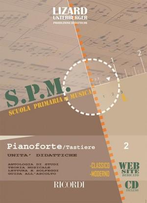 Fabio Albertosi_Michele Papadia_Florindo Terrani: Pianoforte e tastiere - vol. 2
