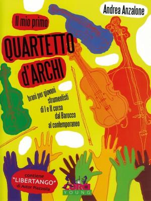 Anzalone, Andrea (composer) (page 1 of 1) | Presto Sheet Music