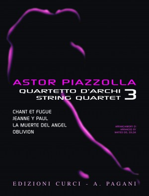 Chamber Music » String Chamber, Piazzólla (composer) (page 1