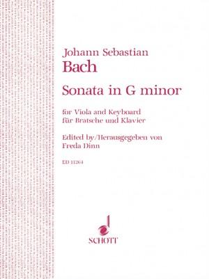 Bach, J S: Sonata in G Minor BWV 1020