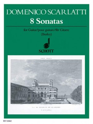 Scarlatti, D: 8 Sonatas