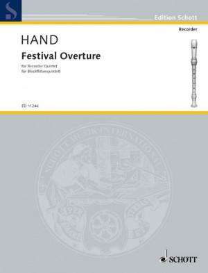 Hand, C: Festival Overture