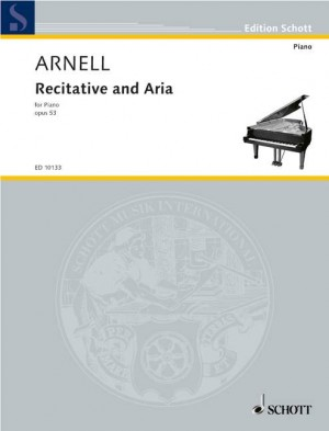 Arnell, R: Recitative and Aria op. 53