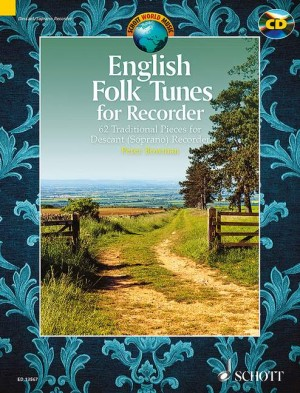 Bowman, P: English Folk Tunes for  Recorder Product Image