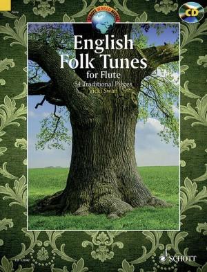 Swan, V: English Folk Tunes for Flute