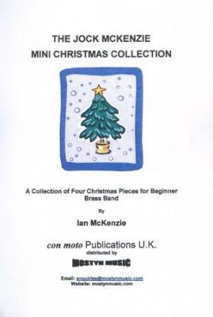 Jock McKenzie Mini Christmas Collection, brass band set