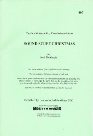 Sound Stuff Christmas, set