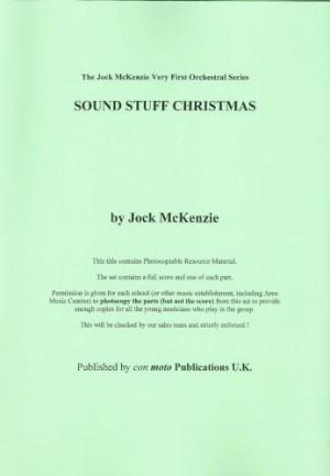 Sound Stuff Christmas, score only