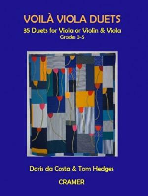 Da Costa/Hedges: Voilà Viola Duets