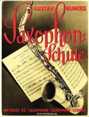 Bumcke, G: Saxophone Method