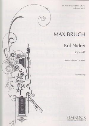 Bruch, M: Kol Nidrei op. 47