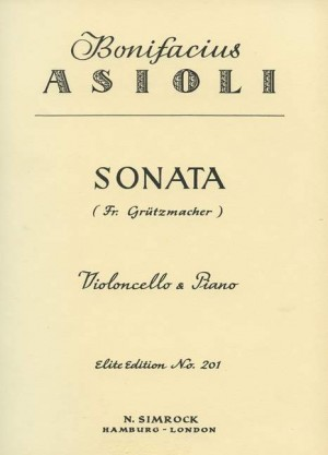 Asioli, B: Sonata in C Major