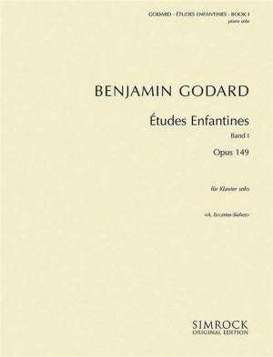 Godard, B: Children's Studies op. 149 Band 1