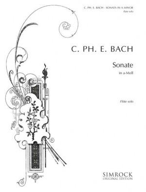 Bach, C P E: Sonata in A Minor