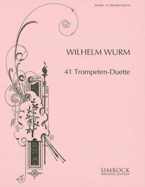 41 Trumpet-Duets