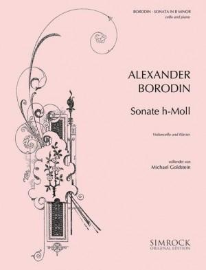 Borodin, A: Sonata in B Minor