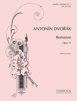 Dvorák, A: Romance op. 11 Product Image