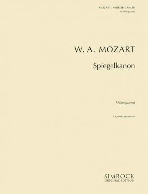 Mozart, W A: Mirror Canon