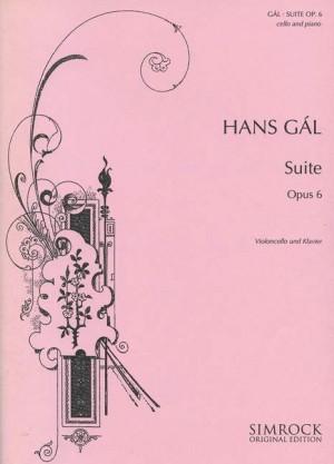 Gál, H: Suite op. 6