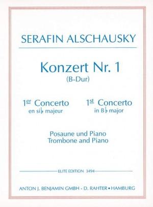 Alschausky, S: Trombone Concerto 1 in B Flat Major