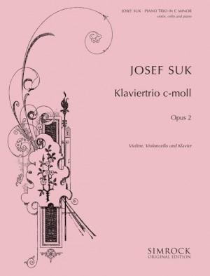 Suk, J: Piano Trio op. 2