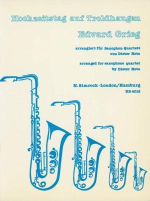 Grieg, E: Wedding Day at Troldhaugen op. 65/6