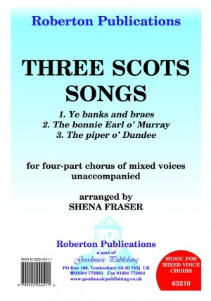 Fraser: Three Scots Songs