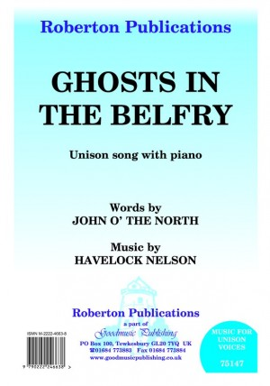 Nelson H: Ghosts In The Belfry Product Image