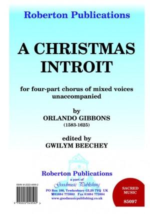 Gibbons: Christmas Introit (Ed.Beechey)
