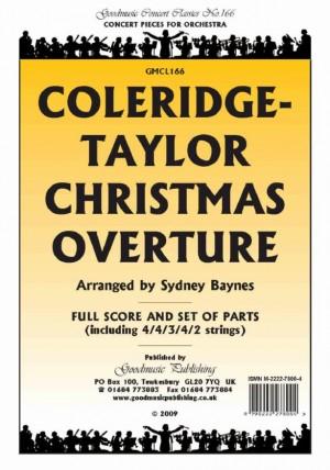 Coleridge-Taylor: Christmas Overture Pack