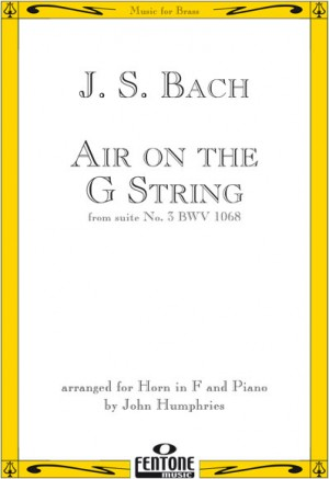 Bach, J S: Orchestral Suite No  3 in D major, BWV1068: Air