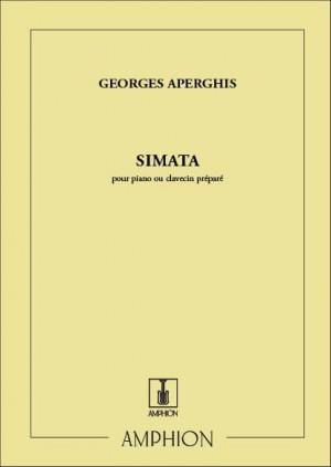 Aperghis: Simata Op.6