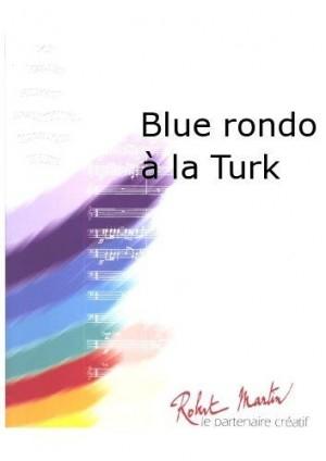 Dave Brubeck Blue Rondo à La Turk Presto Sheet Music