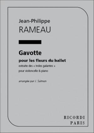 Rameau: Gavotte
