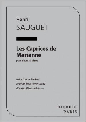 Sauguet: Les Caprices de Marianne