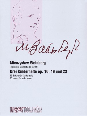 Mieczyslaw Weinberg: Children's Notebooks