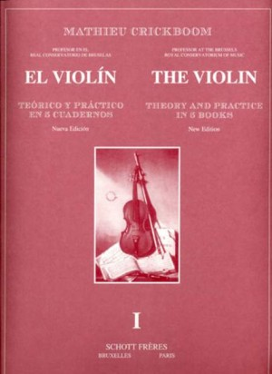 Crickboom, M: The Violin Vol. 1