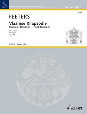 Peeters, F: Flemish Rhapsody op. 37