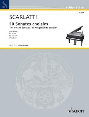 Scarlatti, D: 10 Selected Sonatas