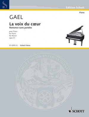 Gael, H v: La voix du coeur op. 51