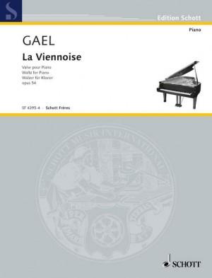 Gael, H v: La Viennoise op. 54