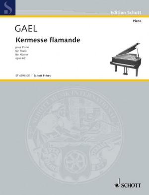 Gael, H v: Kermesse Flamande op. 62