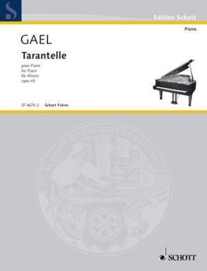 Gael, H v: Tarantelle op. 65