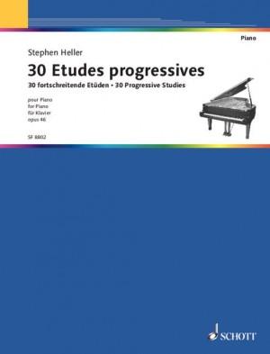 Heller, S: Trente Études progressives