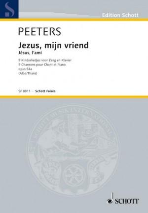 Peeters, F: Jezus Mijn Vriend op. 54a