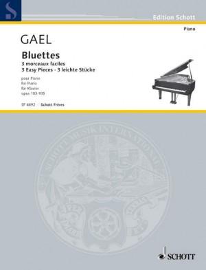 Gael, H v: Bluettes op. 103-105