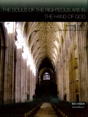 Pott: The Souls of the Righteous are in the Hand of God Product Image