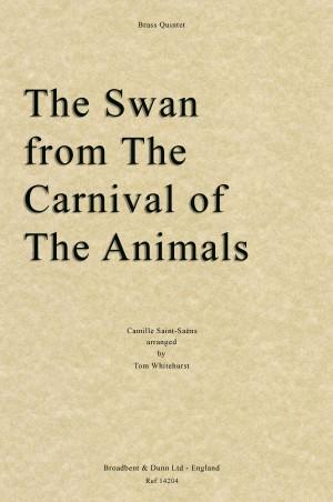 Saint-Saëns: Le carnaval des animaux: Le Cygne (page 1 of 14